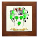 Ervin Framed Tile