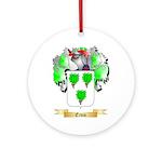 Ervin Ornament (Round)