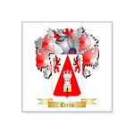 Errico Square Sticker 3