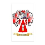 Errichiello Sticker (Rectangle)