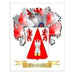 Errichiello Small Poster