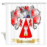 Errichiello Shower Curtain