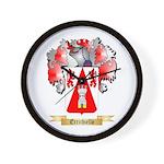Errichiello Wall Clock