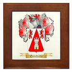 Errichiello Framed Tile