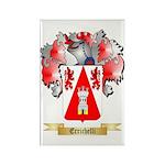 Errichelli Rectangle Magnet (100 pack)