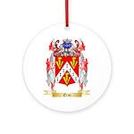 Erni Ornament (Round)