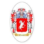 Erman Sticker (Oval)