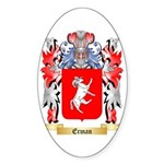 Erman Sticker (Oval 50 pk)