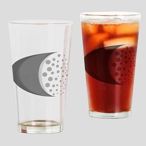 MOD MIN Big Grey Drinking Glass