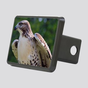 Just before take off Rectangular Hitch Cover