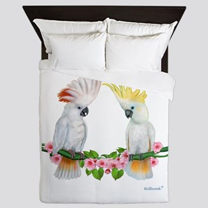 Cockatoo Queen Duvet
