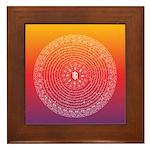 Namgyalma Framed Tile