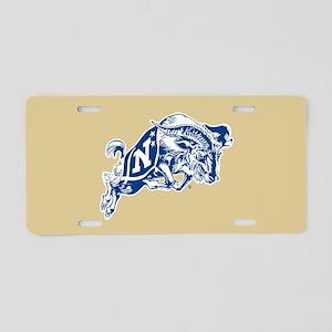 U.S. Naval Academy Bill the Aluminum License Plate
