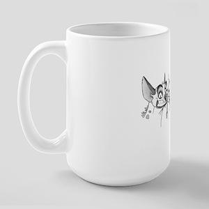 hyenas Large Mug