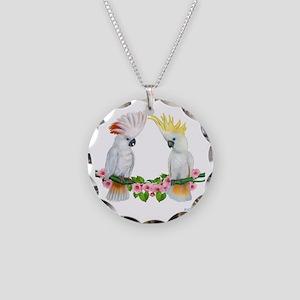 COCKATOO COURTSHIP Necklace