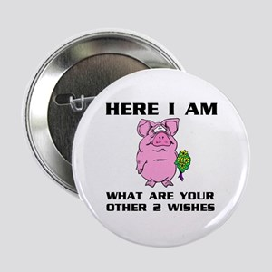 HERE I AM Button