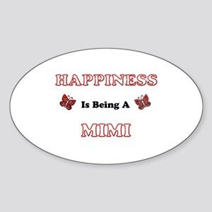 Happiness Is Being A Mimi Sticker