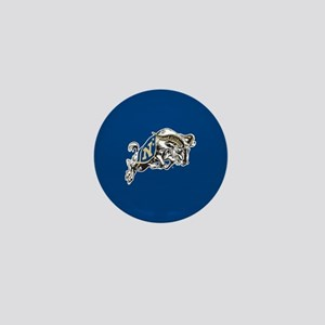 U.S. Naval Academy Bill the Goat Mini Button