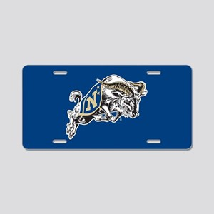 U.S. Naval Academy Bill the Aluminum License Plate