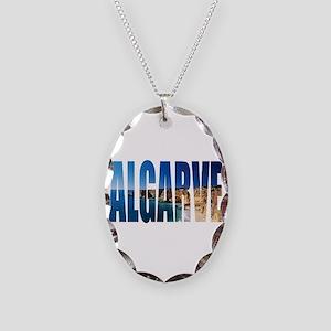 Algarve Necklace Oval Charm