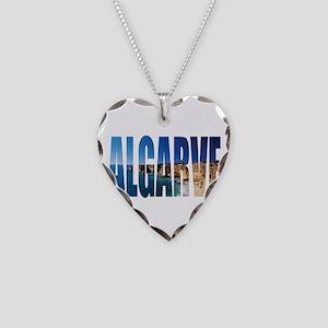 Algarve Necklace Heart Charm