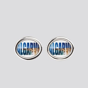 Algarve Oval Cufflinks