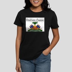 Haitian Queen Women's Dark T-Shirt