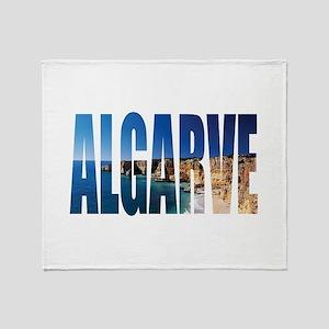 Algarve Throw Blanket