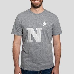 U.S. Naval Academy N Mens Tri-blend T-Shirt