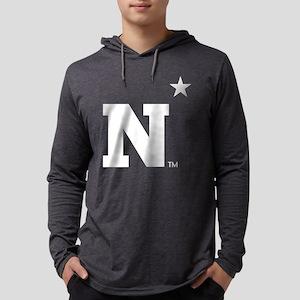 U.S. Naval Academy N Mens Hooded Shirt