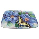 Swallowtail Painting Bathmat