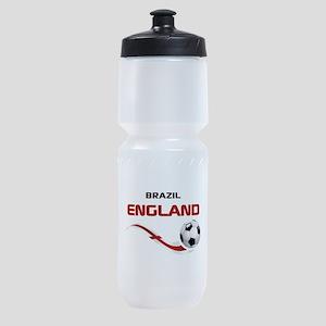 Soccer 2014 ENGLAND 1 Sports Bottle