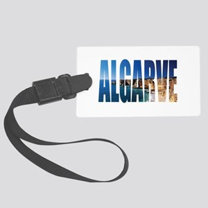 Algarve Large Luggage Tag