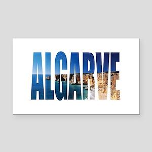 Algarve Rectangle Car Magnet