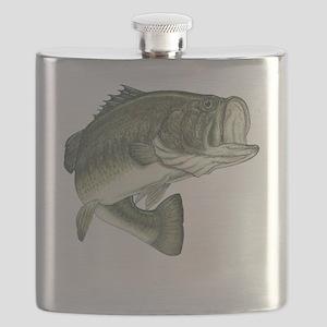 big bass Flask