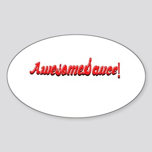 AwesomeSauce Awesome Sauce Funny Sticker