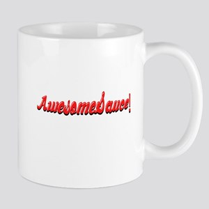 AwesomeSauce Awesome Sauce Funny Mugs