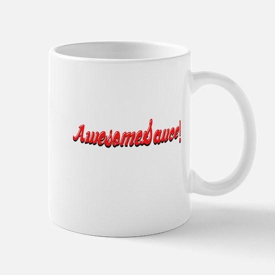 AwesomeSauce Awesome Sauce Funny Mugs