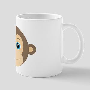 Monkey Blue Mug