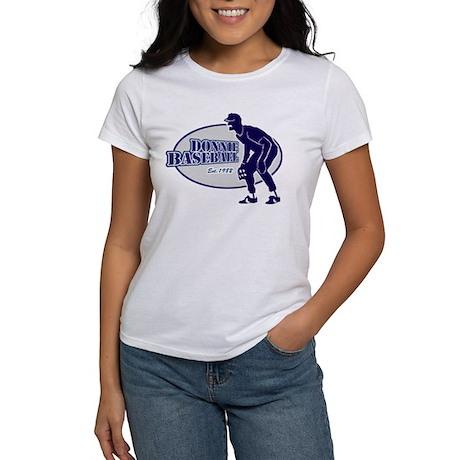 NY Baseball Don Silo Women's T-Shirt