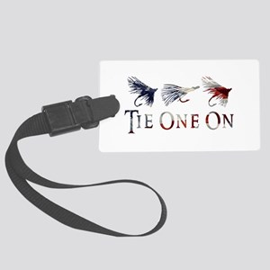 AMERICAN FLY FISHING Large Luggage Tag