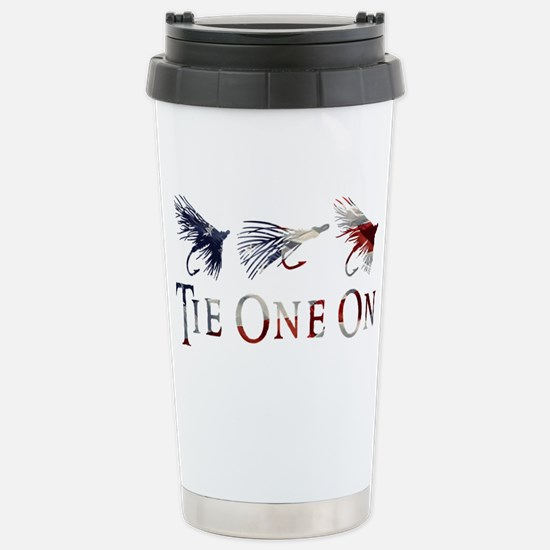 AMERICAN FLY FISHING Stainless Steel Travel Mug