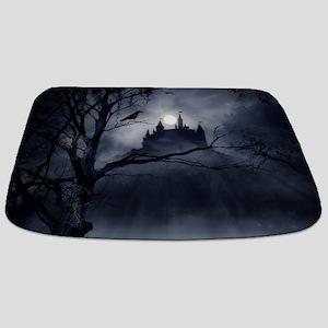 Gothic Night Fantasy Bathmat