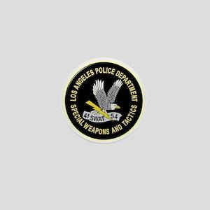 LAPD SWAT Mini Button