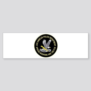 LAPD SWAT Bumper Sticker