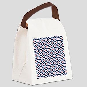 ikat1t Canvas Lunch Bag