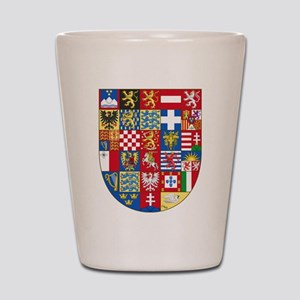 European Union Coat of Arms Shot Glass