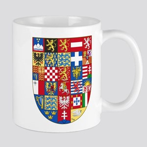 European Union Coat of Arms Mugs
