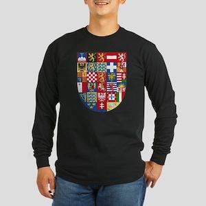 European Union Coat of Arms Long Sleeve T-Shirt