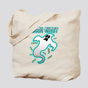 Bacon Ghost Tote Bag